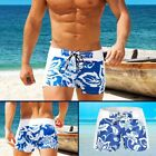 short mens swimwear - US Mens Summer Sport Short Undies Briefs Swimwear Beach Swimsuit Swim Trunk S-XL