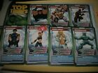 Marvel Top Trumps Replacement Cards