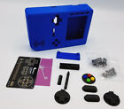 PiGRRL 2 Newest ChargeStatus AudioPort Soft Buttons Soft-Tac PCB box header blu
