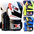 3X Sports Boxing Gloves Muay Thai Kickboxing Sparring MMA Training Punch Bag K