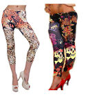 New Sexy Womens Leggings Fashion Different Designs Size 6-12