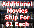 maguire movie - Disney - Dreamworks Kids / Family DVD movies. Combine Shipping & Save $$