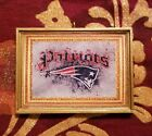 New England Patriots Christmas Custom Ornament/Magnet/Dollhouse miniature on eBay