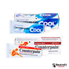 Counterpain Cool Gel Hot Balm Muscle Pain Relief Ointment Original 30g 60g 120g