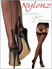 Gio Fully Fashioned Stockings - BLACK CUBAN - Imperfects