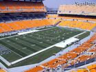 (4) Steelers vs Browns Tickets Upper Level Under Cover Aisle Seats!!
