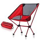 Portable Lightweight Folding Camping Chair Backpacking Hiking Picnic