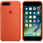 Original Silicone TPU Back Case Cover For Apple iPhone XS Max XR X 8 7 6 Plus