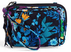 NWT VERA BRADLEY MIDNIGHT BLUES COLLECTION - WALLETS, COSMETICS, MINI HIPSTER +