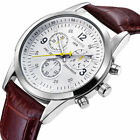 Luxury Business Style Quartz Watches Mens Xmas Gifts For Him Husband Son Father