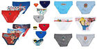 Official Kids Boys Paw Patrol Superhero Briefs Underpants Knickers 3 Pack Set