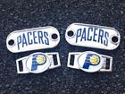 2 ~ Indiana Pacers NBA Paracord Charms Oval or Mini Dog Tag shoelace charms on eBay