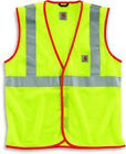 Carhartt Men's High Visibility Mesh Vest w Tape 100501-323