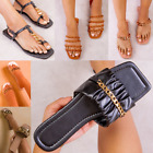 New Womens Ladies Espadrilles Flatform Wedge Summer Sandals Ankle Strappy Size