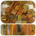 """(5% off any 3+) 100 - 1/2"""" Mosaic Tiles Stained Glass - Many Colors"""
