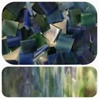 """100 - 1/2"""" Mosaic Tiles Stained Glass - Many Colors"""
