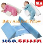 are baby sleep positioners safe - Baby Infant Newborn Anti Roll Pillow Sleep Positioner Safe Sleeper Prevent OW