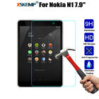 """100% Genuine Tempered Glass Anti-Shatter Screen Protector For Nokia N1 7.9"""" inch"""