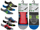 Multipack Mens Invisible Liners Boys Red Tag Footie Sports Trainer Socks Cheap