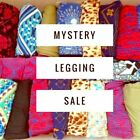 New LuLaRoe MYSTERY Leggings OS TC TC2 S/M L/XL Tween One Size Tall  Curvy