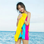 70*145cm Soft Microfiber Beach Towel Quick Dry Bathroom Washcloth Swimming Towel
