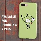 Invader Zim Alien Gir Sitting for iPhone Case XS MAX XR etc