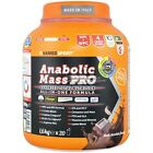 Named Sport Anabolic Mass Pro 1,6 kg Mass gainer Avanzato Completo
