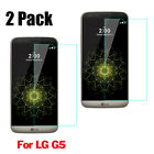 2Pcs HD Premium Real Tempered Glass Screen Protector for LG / Samsung Cellphone