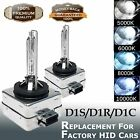 55W D1S/D1C/D1R HID Xenon Car Headlight Bulb Lamp Replacement 6000K 8000K 10000K $12.99 USD on eBay