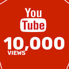 youtube viêws - 10k | Secure | HQ & 30Day Refill