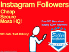 Instagram Service Follow | Best Quality | Fast & Secure!