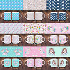 Cute Unicorn Pony Rainbow Mystical Girly Unique Design Coffee Mug Gift Sets