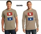 Funny Dont California My Texas Lone Star State Mens Short Or Long Sleeve T-Shirt