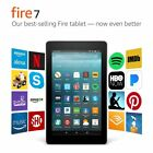 """Fire 7 Tablet with Alexa, 7"""" Display, 8 GB, Black - with Special Offers"""