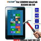 Tempered Glass Screen Protector For Lenovo Ideatab /Yoga 8.0'' 10'' 10.1''Tablet