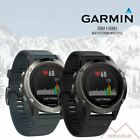 Garmin Fenix 5 Multisport GPS Sports Watch HRM - Granite Blue / Slate Grey