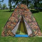 Pop Up Camping Hiking Automatic Instant Tent 1/3-4 Person  Camouflage,Green B2