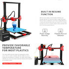 Alfawise U20 2.8 inch Touch Screen DIY 3D Printer Support Windows / Linux / MAC