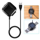 USB Charger Cradle Cable Charging Dock for FitBit Versa Watch Replacement
