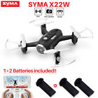 Syma X22W Mini RC Drone HD Camera Quadcopter 2.4Ghz FPV Real Time Hover 3D Flip