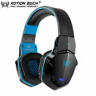 Bluetooth 4.1 Stereo Gaming Headphone Wireless Headset Support NFC Soft to Wear