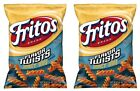 Fritos Corn Chips 2 Pack Full Size 9.25 oz Bags Choose any Flavor