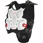 Alpinestars A-4 Chest Protector - White Black Red