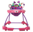 Cosco Simple Steps Interactive Baby Walker, Silly Sweet Tooth Monster