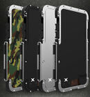 ARMOR KING Shockproof Aluminum Metal Flip Case Cover For iPhone 11 Pro Xs Max XR