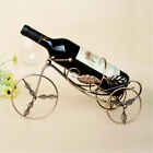 Fashion Tricycle Wine Rack Grapevine Design Holders Free Standing For 1 Bottle