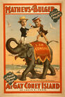 Photo Print Vintage Poster: Stage Theatre Flyer War Of Wealth A11