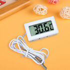 LCD Embedded Digital Thermometer For Fridges Freezer Aquarium Temperature BD6E