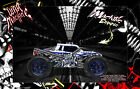 LOSI 8IGHT-T 8IGHT-E SUPER BAJA REY BODY GRAPHIC ACCENT SKIN KIT HOP UP PARTS