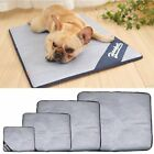 Pets Cooling Chilly Mat Non-Toxic Cool Pad Bed Summer Dog Cat Heat Relief
